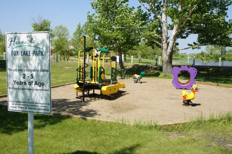 Parks & Playgrounds | Hanna, Alberta