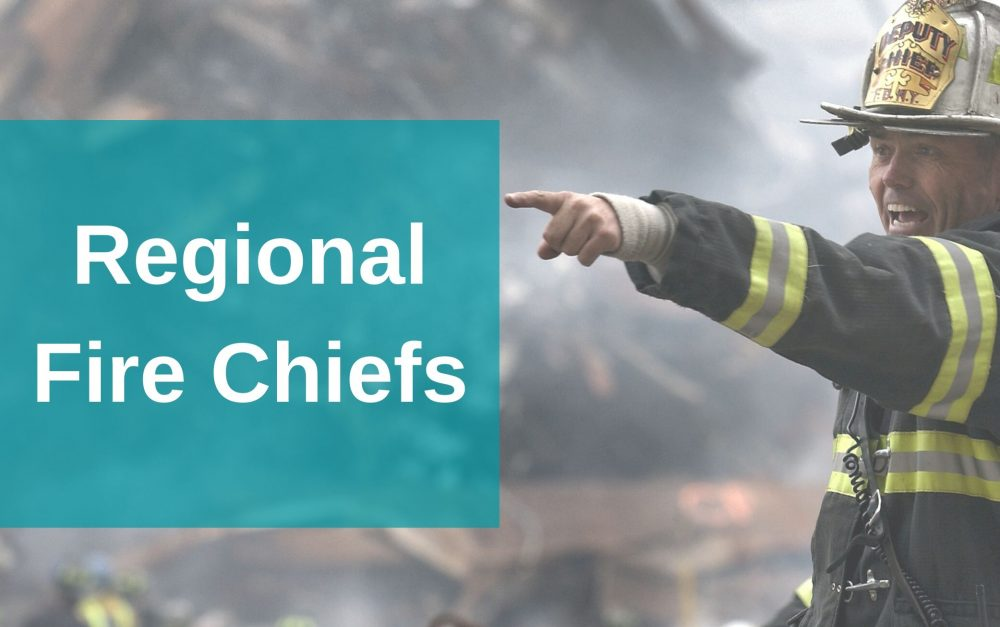 Reminder from Regional Fire Chiefs