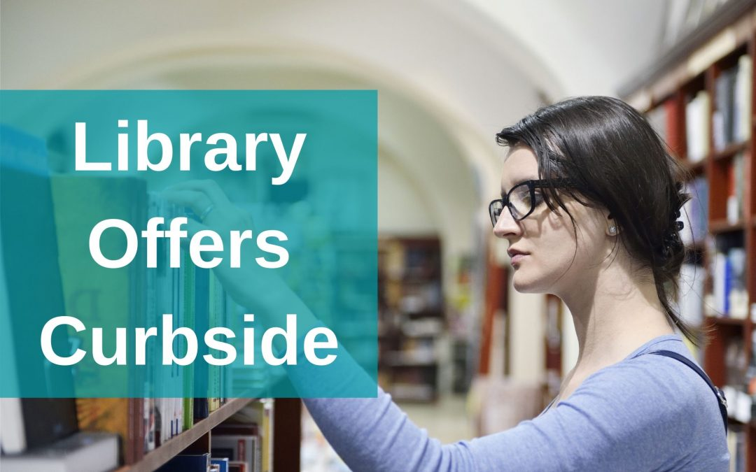 Library Offers Curbside