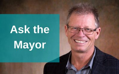 ** NEW ** Ask the Mayor Launches