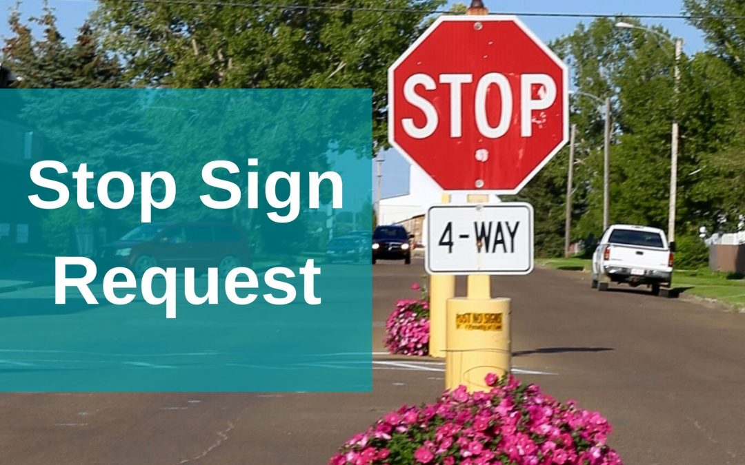 2nd Avenue 4-Way Stop Request