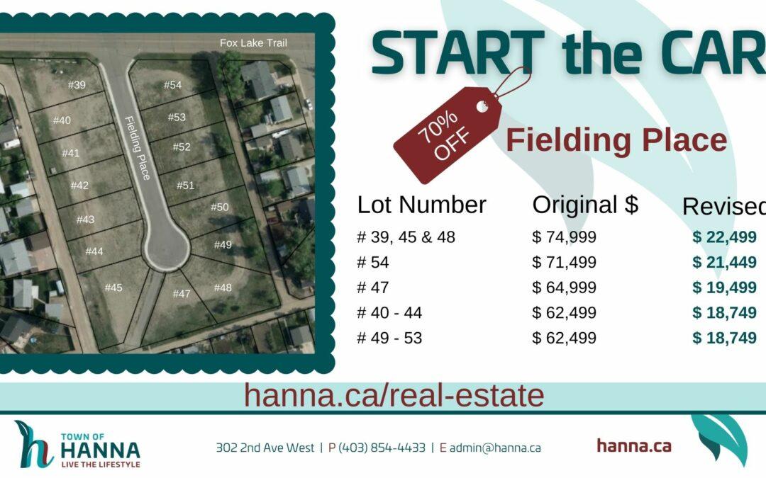 Start the Car – It's a Sale!