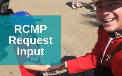 RCMP Request Input
