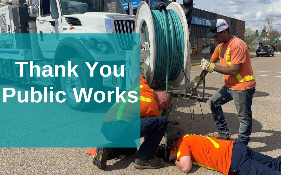 Ode to Public Works Professionals