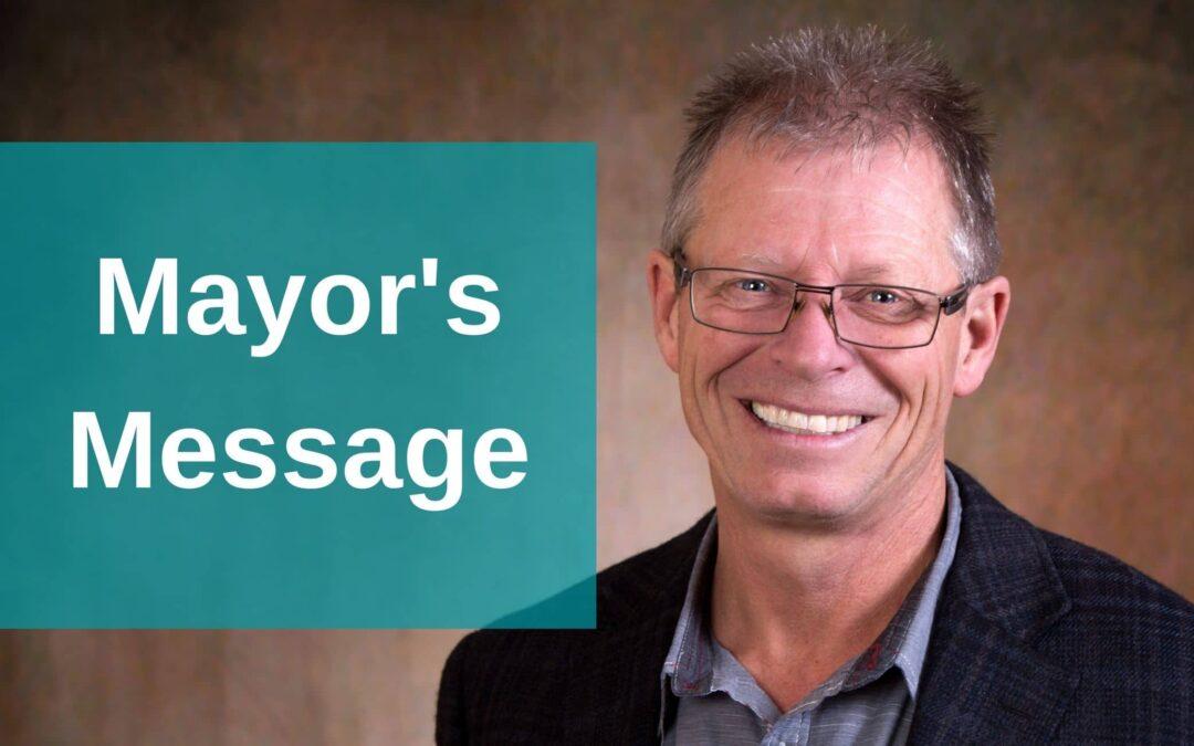 Mayor Warwick May 2021