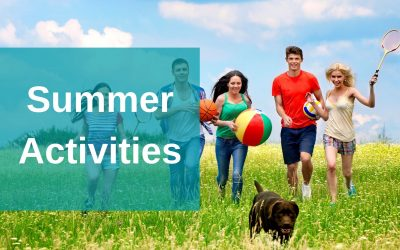 Plans for Summer Programs