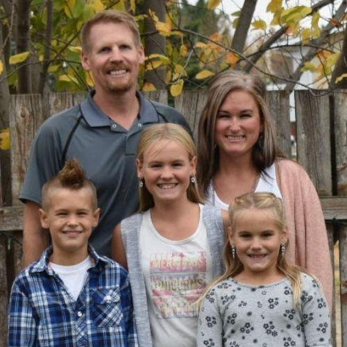Kyle Olsen Family